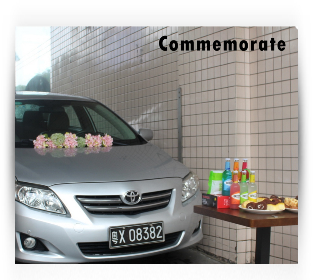 [Event] Celebrate 200,000KM journey of Richy's Corolla 08382